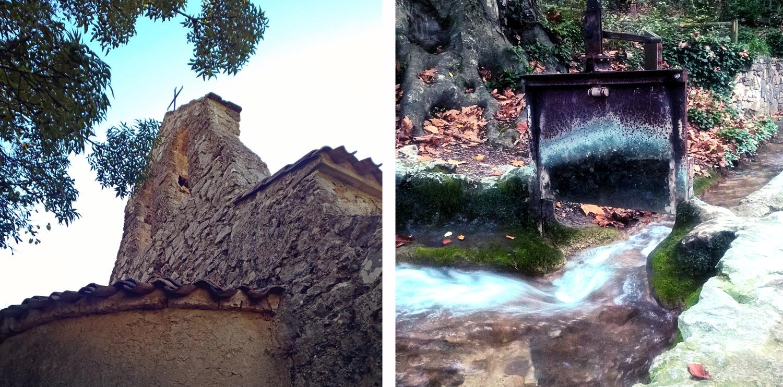 Photo de l'Abbaye du domaine de Saint-Pons à Gémenos